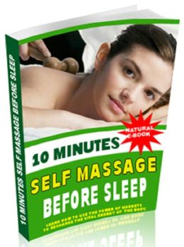 10 Minutes Self Massage Before Sleep