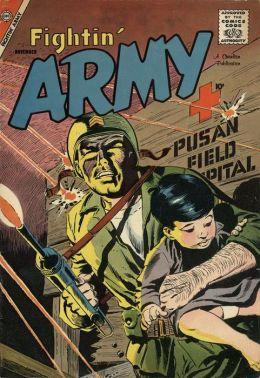 Fightin Army Number 27 War Comic Book