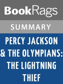 Percy Jackson & the Olympians: The Lightning Thief by Rick Riordan l Summary & Study Guide
