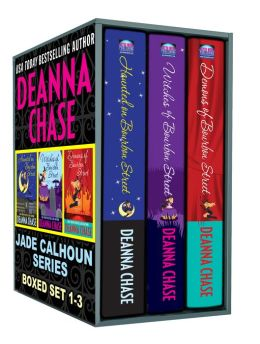 Jade Calhoun Series Boxed Set (Books 1-3)