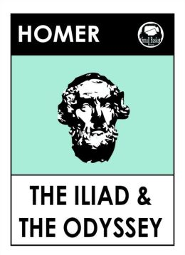 Homer's The Illiad and The Odyssey Epic Poetry Collection