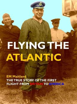 FLYING THE ATLANTIC