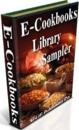 DIY Easy Recipes Guide on CookBook Library Sampler - Food that we usually eat...