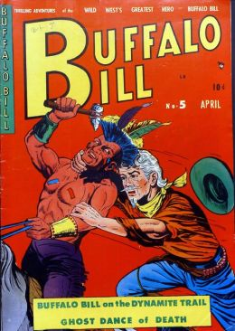 Buffalo Bill Number 5 Western Comic Book