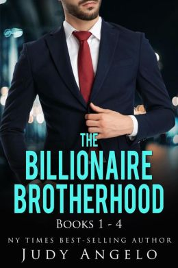 Bad Boy Billionaires Collection I, Vols. 1 - 4 (The BAD BOY BILLIONAIRES Series)