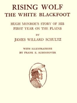 Rising Wolf the White Blackfoot