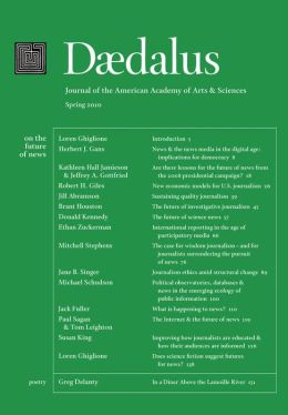 Daedalus 139:2 (Spring 2010) - On the Future of News