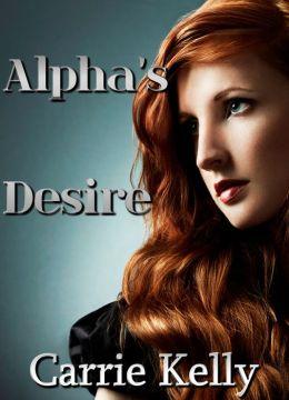 Alpha's Desire (bbw, alpha werewolf)