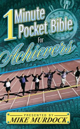 One-Minute Pocket Bible For Achievers