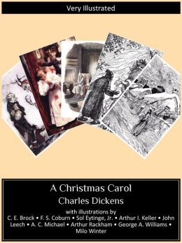 A Christmas Carol (Very Illustrated)