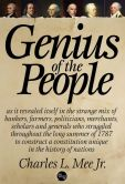 Book Cover Image. Title: Genius of the People:  The Making of the Constitution, Author: Charles L. Mee, Jr.