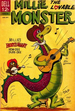 Millie The Lovable Monster Number 3 Childrens Comic Book