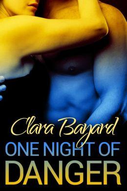 One Night of Danger (BBW Romantic Suspense)