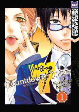COUNTDOWN 7 DAYS vol. 1 (Shonen Manga)