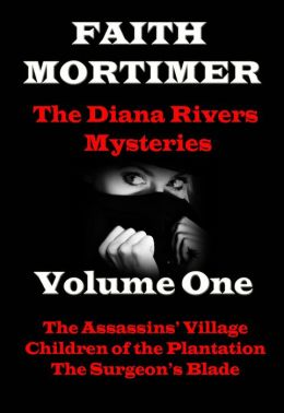 The Diana Rivers Mysteries - Volume One - Boxed Set of 3 Murder Mystery Suspense Novels (The Diana Rivers Mysteries Collection, #1)
