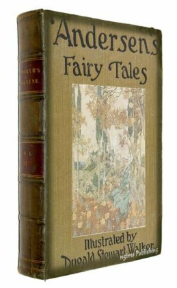 Andersen's Fairy Tales (Illustrated by Dugald Walker + Active TOC)