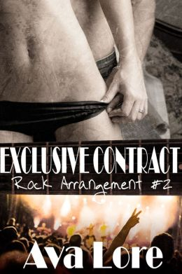 Exclusive Contract (Rock Arrangement, #2) (Rock Star Erotic Romance)