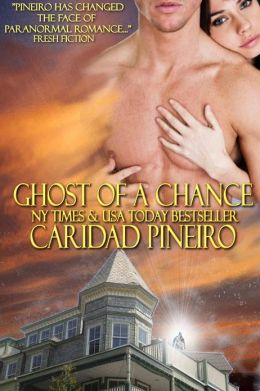 GHOST OF A CHANCE, a paranormal novella