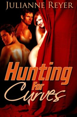 Hunting for Curves (BBW MMF Menage Erotica / Erotic Romance)