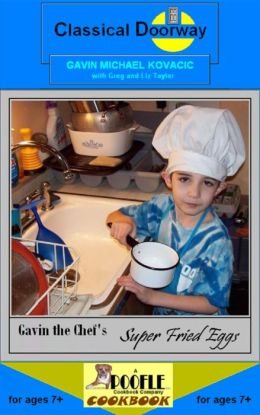 Gavin theChef's Super Fried Eggs