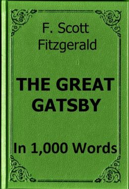 a summary of the great gatsby book