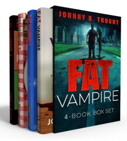 Fat Vampire Value Meal (Books 1-4 in the series)