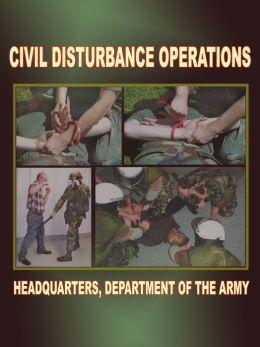 Civil Disturbance Operations