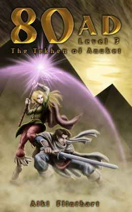 80AD - The Tekhen of Anuket (Book 3)