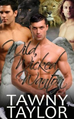 Wild, Wicked & Wanton (A trio of erotic menage BDSM paranormal stories)