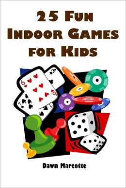 25 Fun Indoor Games for Kids