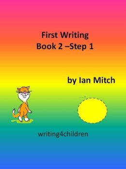 First Writing Book 2: Step 1