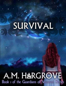 Survival, a YA Paranormal Romance (The Guardians of Vesturon Series, Book #1)
