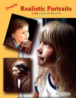 Create Realistic Portraits with Colored Pencils