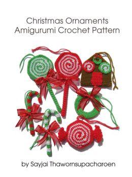 Christmas Ornaments Amigurumi Crochet Pattern