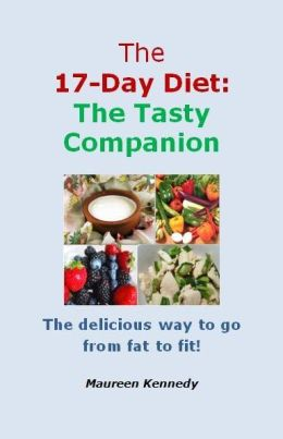 The 17 Day Diet - The Tasty Companion