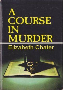 A Course in Murder