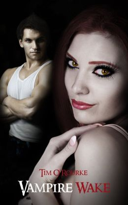 Vampire Wake (Kiera Hudson Series) Book Two