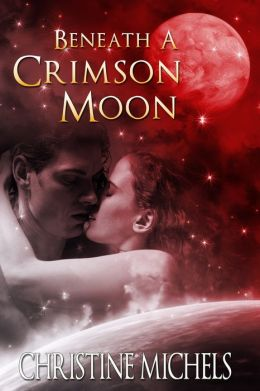 Beneath A Crimson Moon: Futuristic Romance