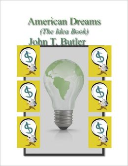 American Dreams (The Idea Book)