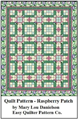Quilt Pattern: Raspberry Patch