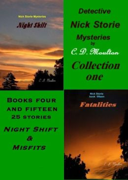 Detective Nick Storie Mysteries Collection One