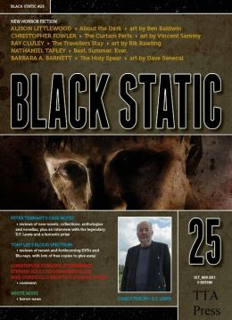 Black Static #25 Horror Magazine