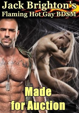 Made for Auction (A Flaming Hot Erotic Gay Tale from The Wild Side)