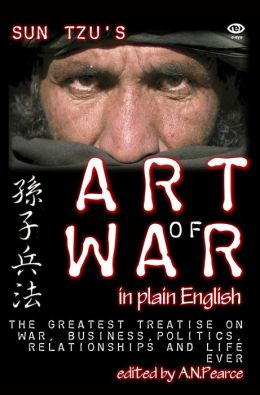 The Art of War in plain English: digital edition with active table of contents