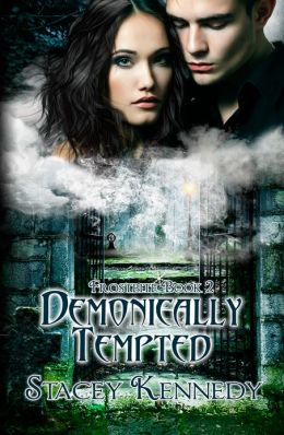 Demonically Tempted (Frostbite, Book Two)