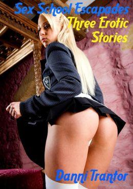 Sex School Escapades: Three Erotic Stories