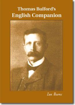 Thomas Bulford's English Companion