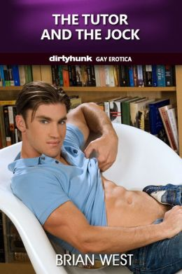 The Tutor and the Jock (Dirtyhunk Gay Erotica)