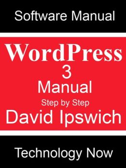 WordPress 3 Manual Step-by-Step