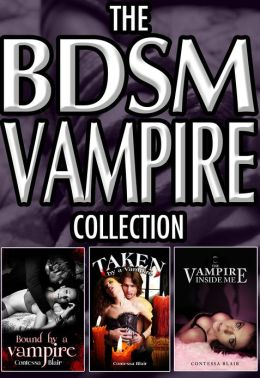 The BDSM Vampire Collection (3 Books)